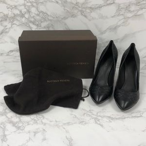 BRAND NEW Authentic Bottega Veneta Leather Pumps